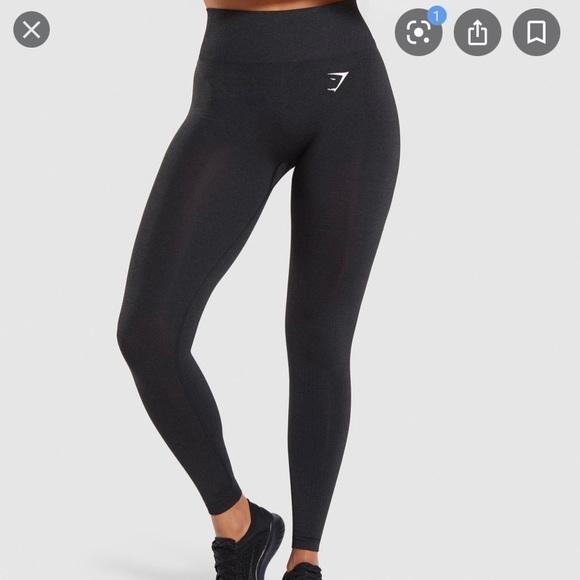 2 pairs of GymShark leggings